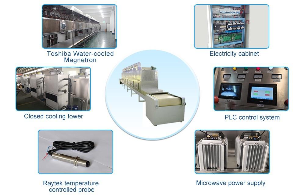 Производитель оборудования для микроволновой стерилизации