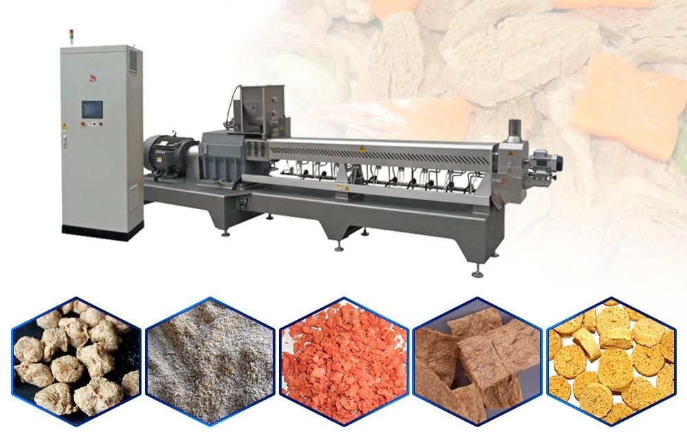 Soya badi Processing technology flow