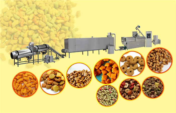 dog food machine