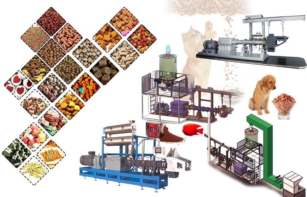Чертеж машины экструдера для домашних животных пищевых продуктов