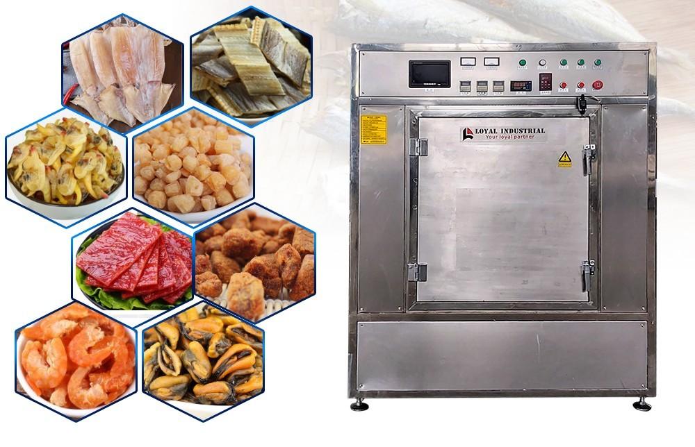 Промышленное производство овощных сушильных установок
