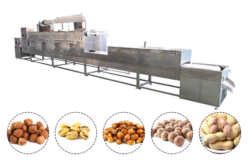 Чертеж оборудования для термической стерилизации с помощью микроволновых печей