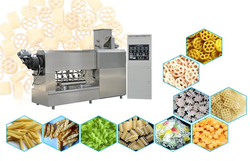 Цена машины пищевой обработки экструдера одного винта