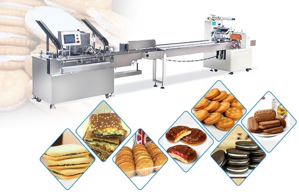 Производитель сэндвич-машин для производства печенья