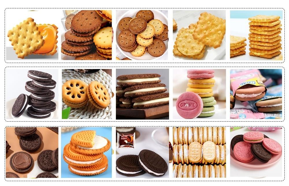 Сэндвич-машины для производства печенья
