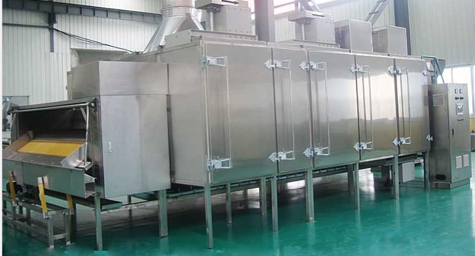 Промышленная сушилка для гранул desi щепок