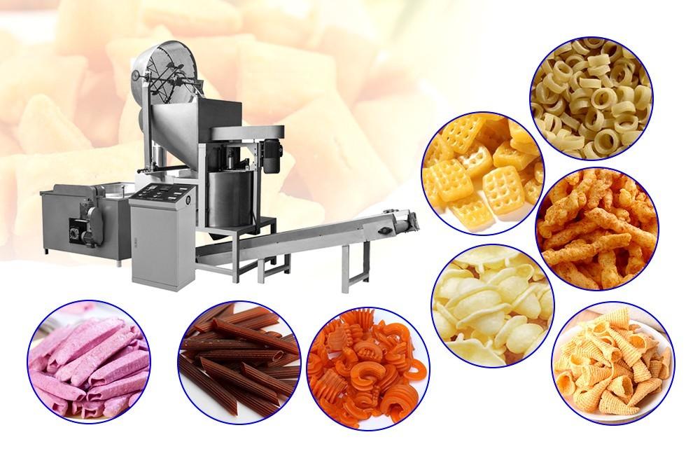 Автоматическая линия по производству фритюрниц