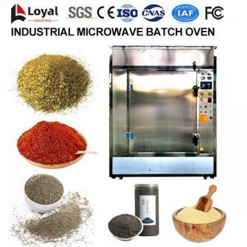 Промышленная микроволновая печь пакетная