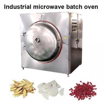 Промышленный микроволновый вакуумный сушильный аппарат