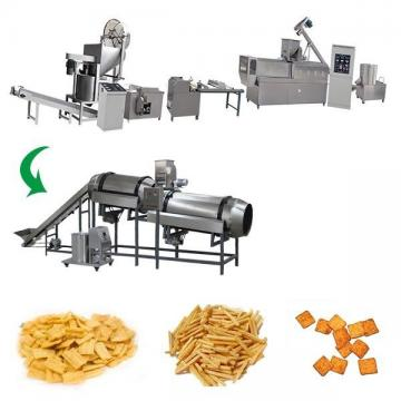 Машина для приготовления закусок из жареных чипсов