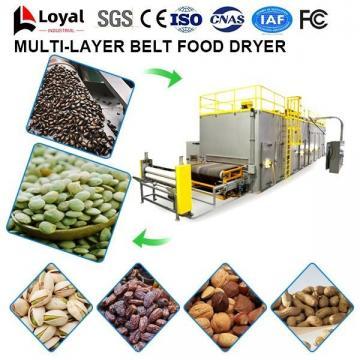 Промышленная конвейерная ленточная сушилка