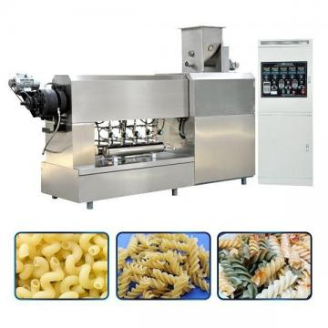 Промышленная автоматическая машина для приготовления макаронных изделий из макарон