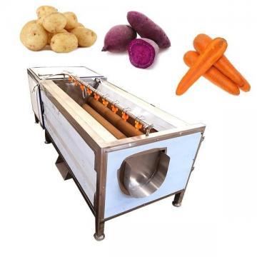 Машина для мойки овощей щеткой