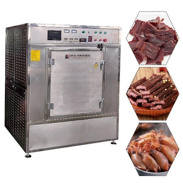 Промышленная машина для сушки овощей #2 image