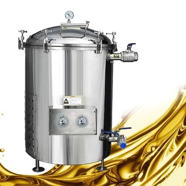 Промышленная машина глубокой фритюрницы для фильтрации масла #2 image