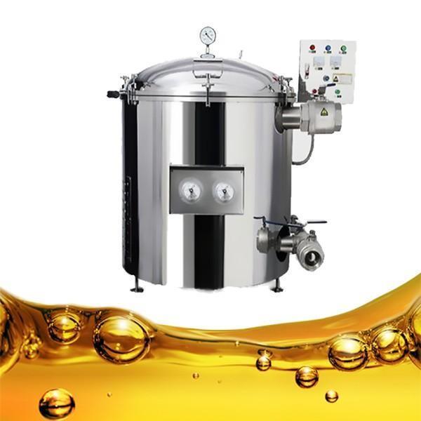Промышленная машина глубокой фритюрницы для фильтрации масла #4 image