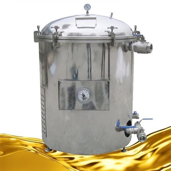 Промышленная машина глубокой фритюрницы для фильтрации масла #1 image